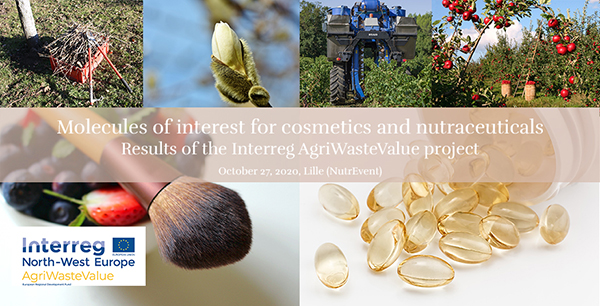 Molecules of interest for cosmetics and nutraceuticals