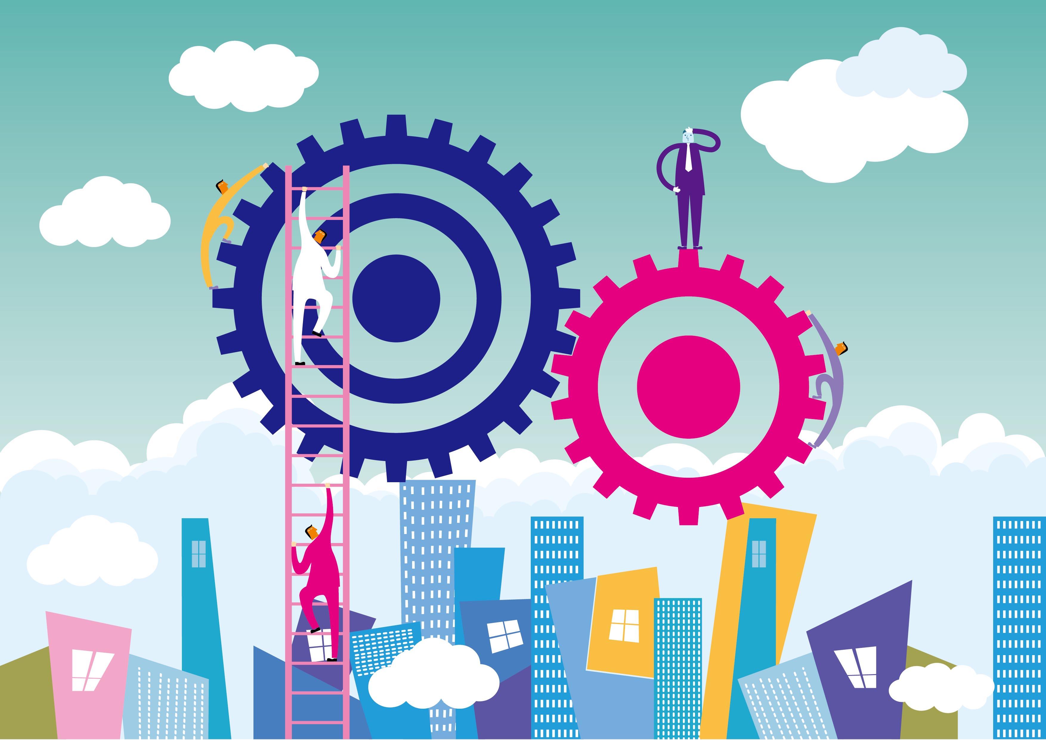 Smartcities. Quelles clés numériques pour la ville intelligente?